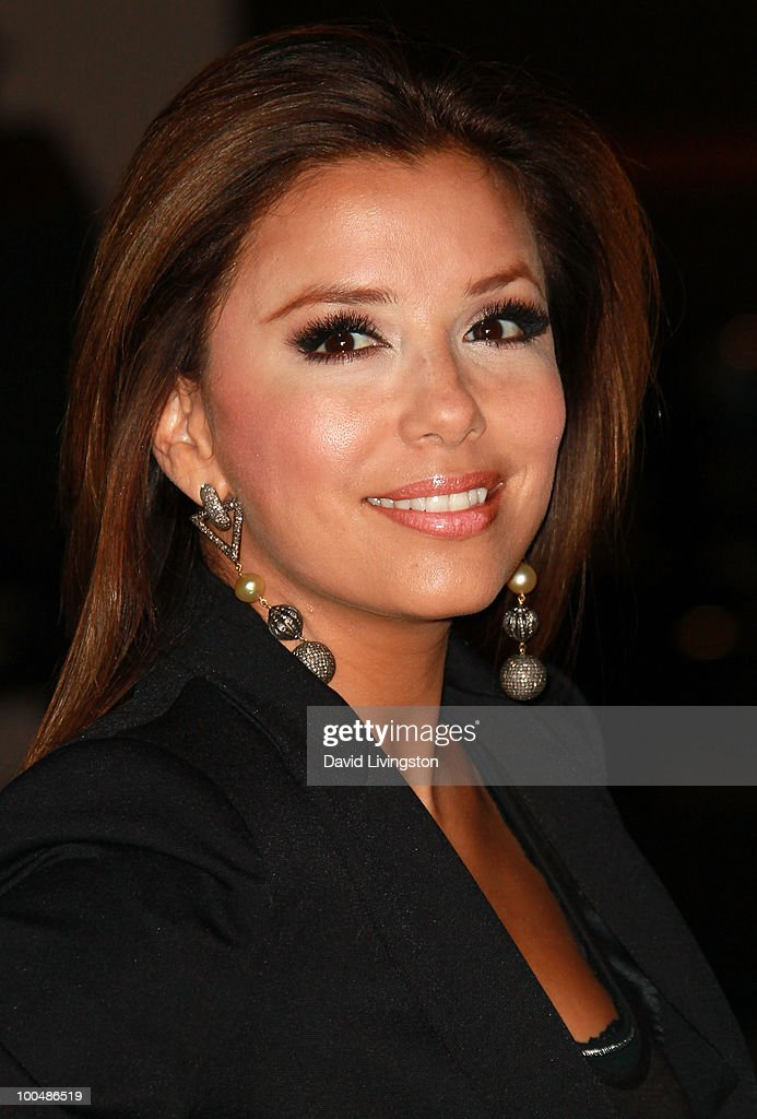 Actress Eva Longoria Parker attends the Rally for Kids with Cancer Scavenger Cup press conference at Petersen Automotive Museum on May 24, 2010 in Los Angeles, California.