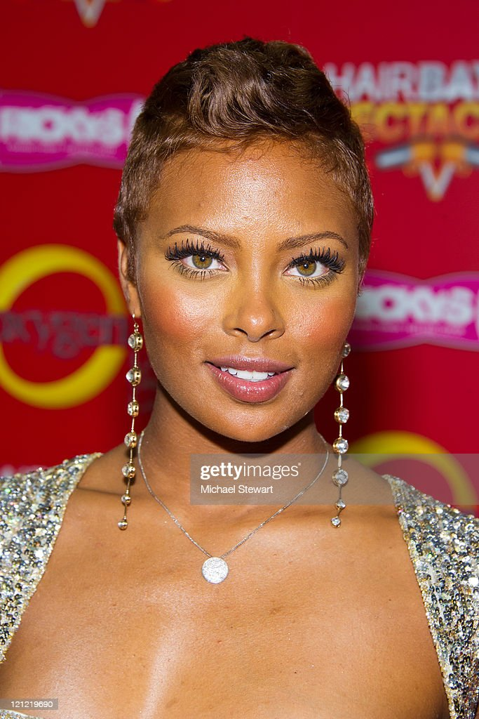 Actress Eva Marcille Attends The Hair Battle Spectacular Season 2 News Photo Getty Images