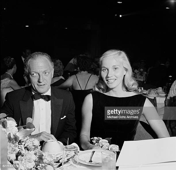 Actress Eva Marie Saint attends the Emmy Awards in Los AngelesCA