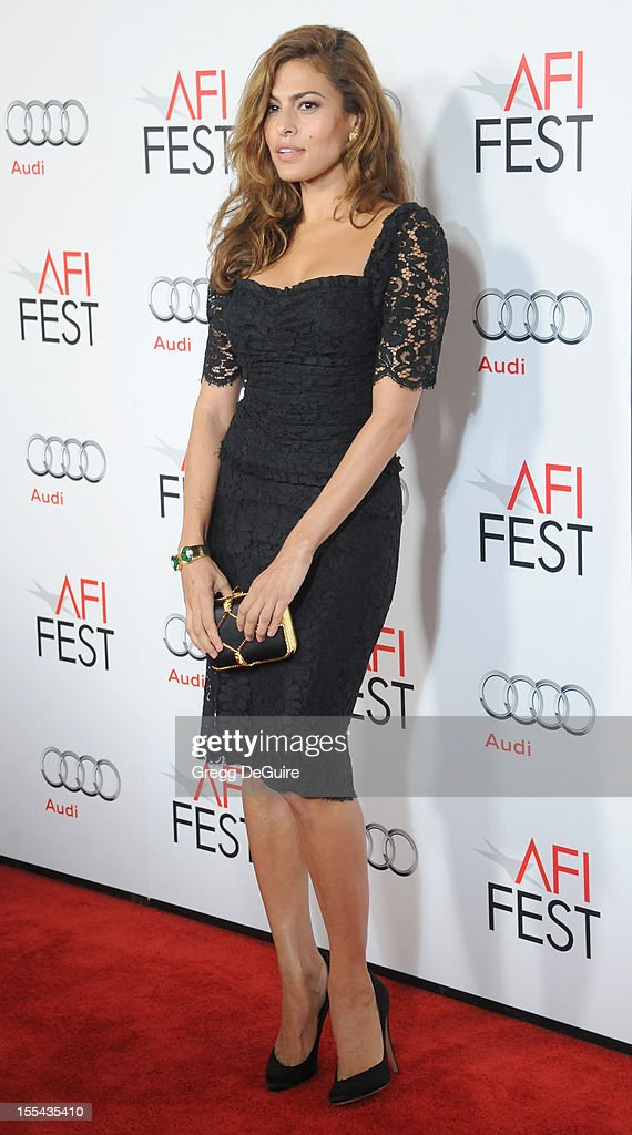 "2012 AFI FEST - ""Holy Motors"" Special Screening - Arrivals : News Photo"