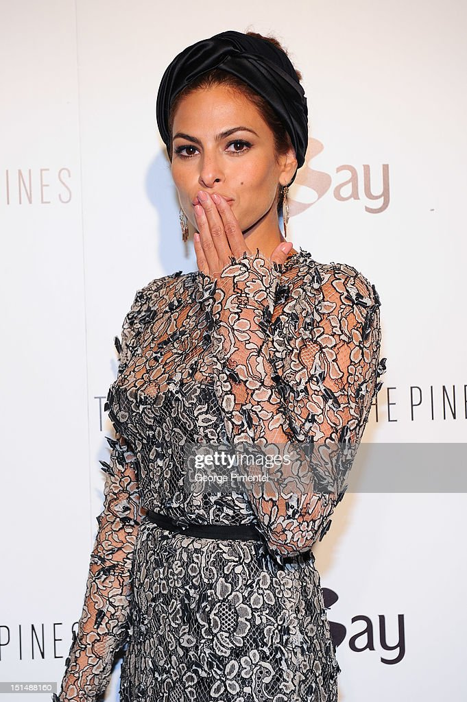 """HBC Hosted Party For Alliance Films' """"The Place Beyond The Pines"""" At TIFF 2012 - 2012 Toronto International Film Festival"""