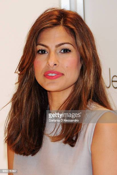 Eva Mendes Stock Photos And Pictures Getty Images