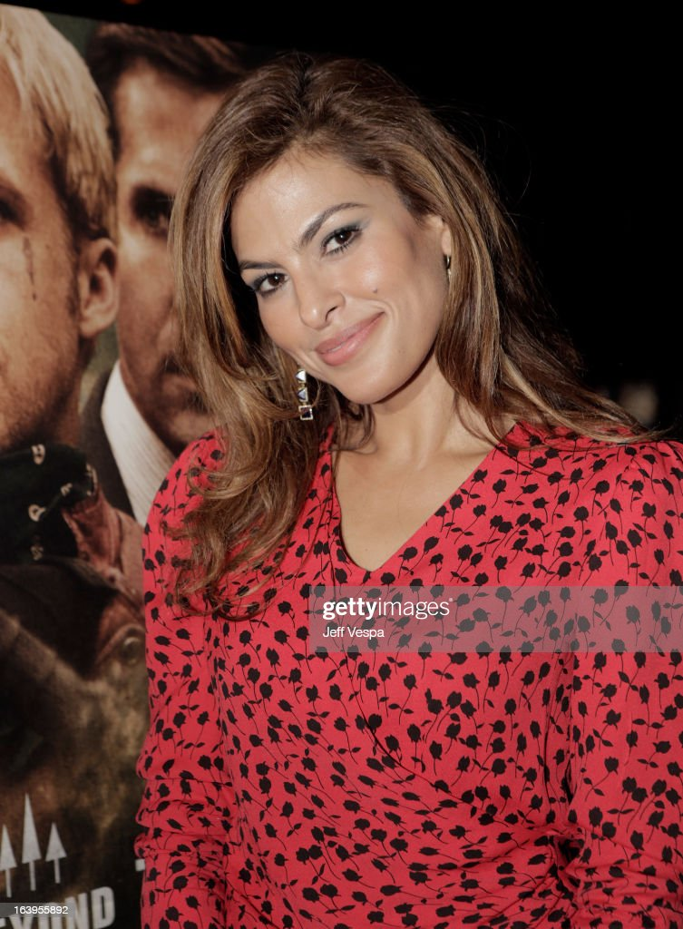 The Place Beyond The Pines - Jacqui Getty Hosted Screening For Eva Mendes