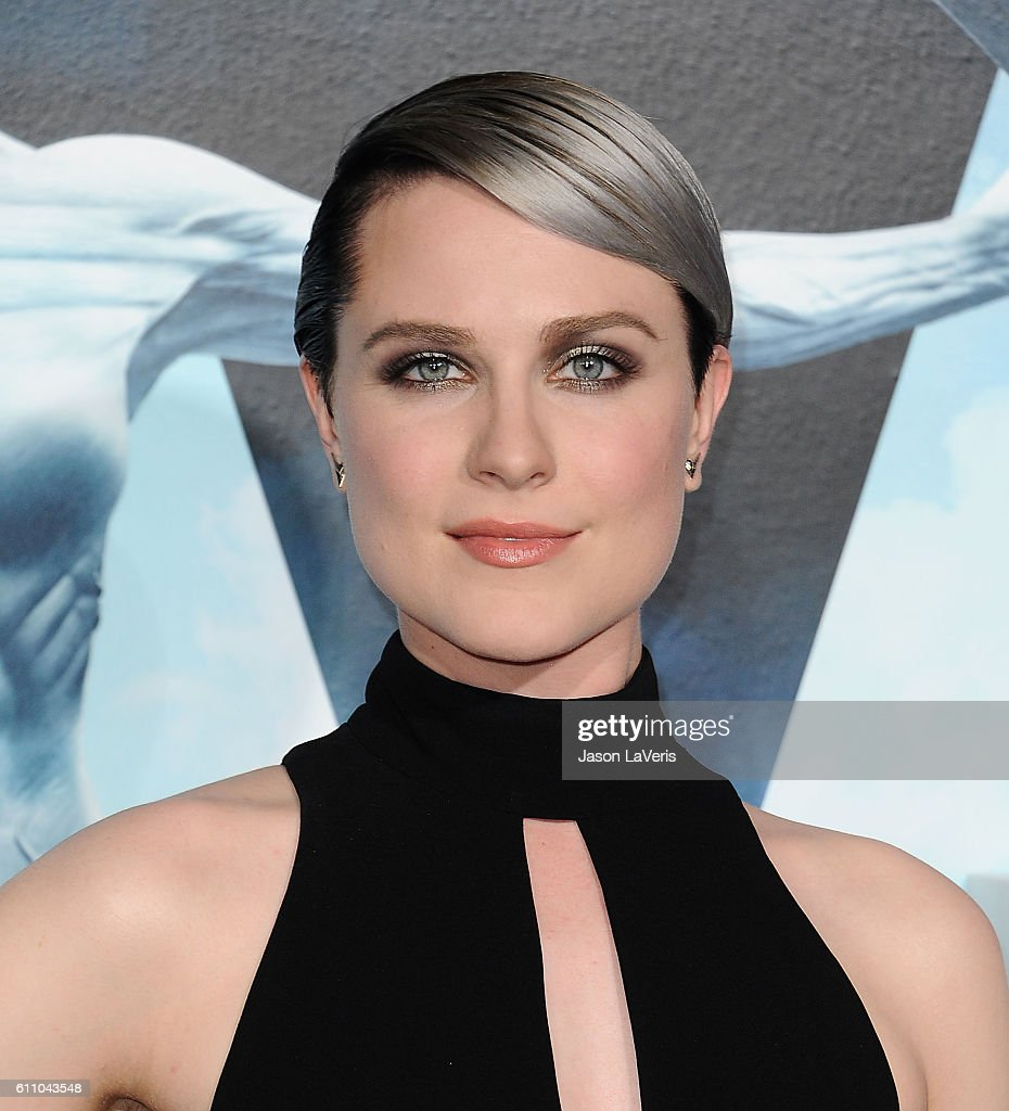 Actress Evan Rachel Wood attends the premiere of 'Westworld' at TCL Chinese Theatre on September 28, 2016 in Hollywood, California.