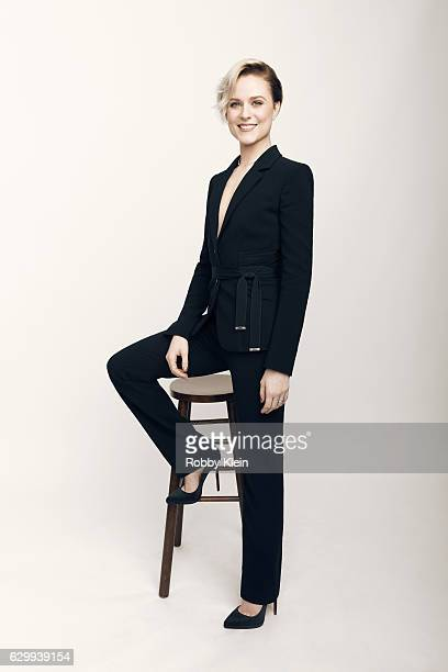 Actress Evan Rachel Wood is photographed at the 22nd Critics Choice for Portrait Session on December 11 2016 in Santa Monica California
