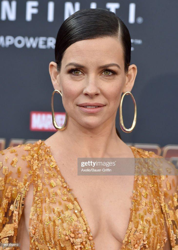 "World Premiere Of ""Avengers: Infinity War"" : News Photo"