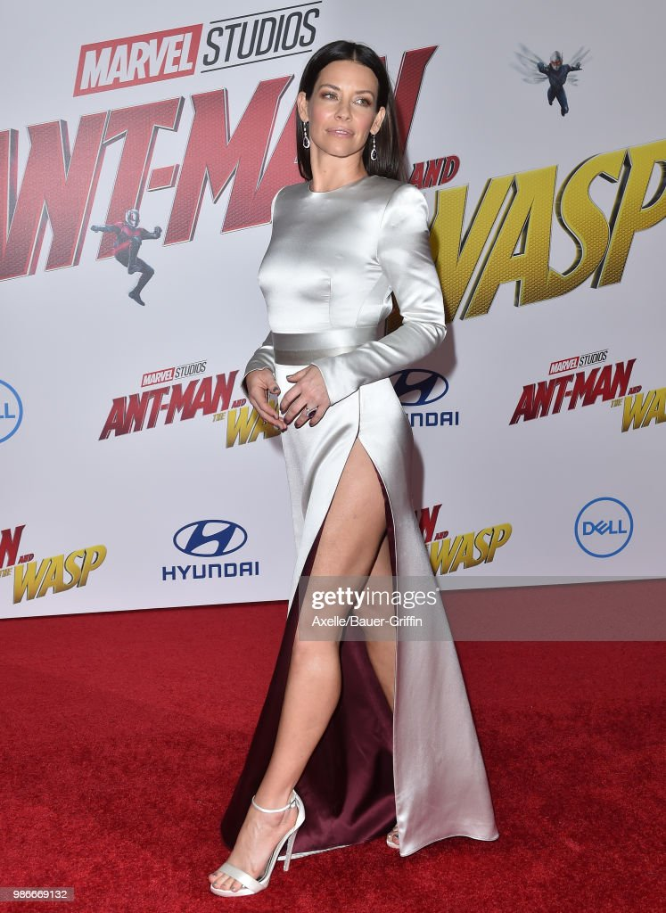 World Premiere Of Disney And Marvel's 'Ant-Man And The Wasp' : ニュース写真