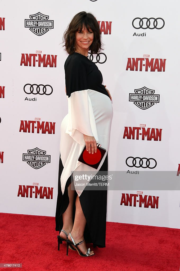 Premiere Of Marvel's 'Ant-Man' - Arrivals : News Photo