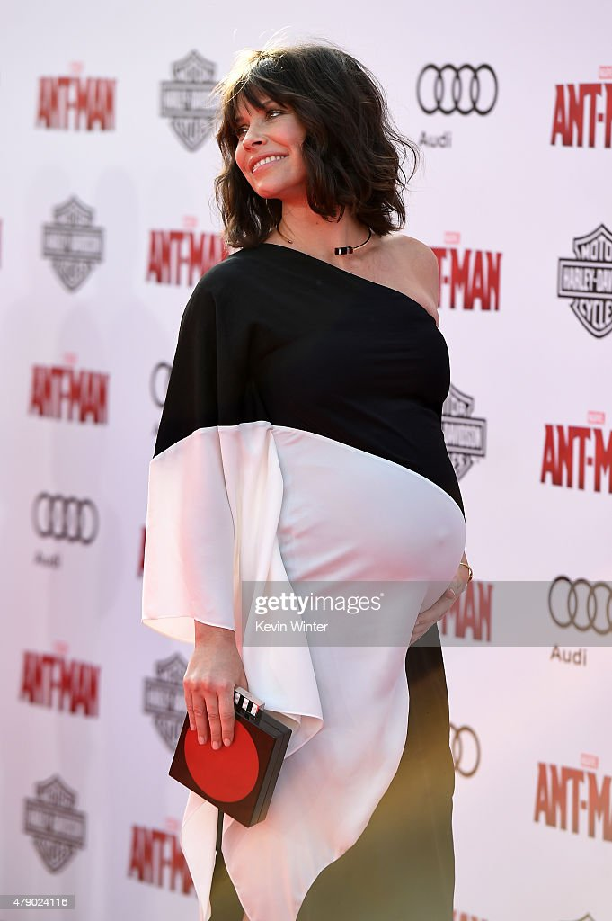 Premiere Of Marvel's 'Ant-Man' - Red Carpet : News Photo