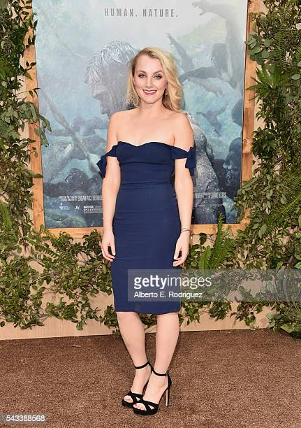 Actress Evanna Lynch attends the premiere of Warner Bros Pictures' The Legend of Tarzan at Dolby Theatre on June 27 2016 in Hollywood California