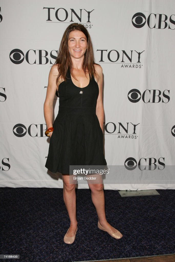 Actress Eve Best attends the 2007 Tony Awards nominees ...