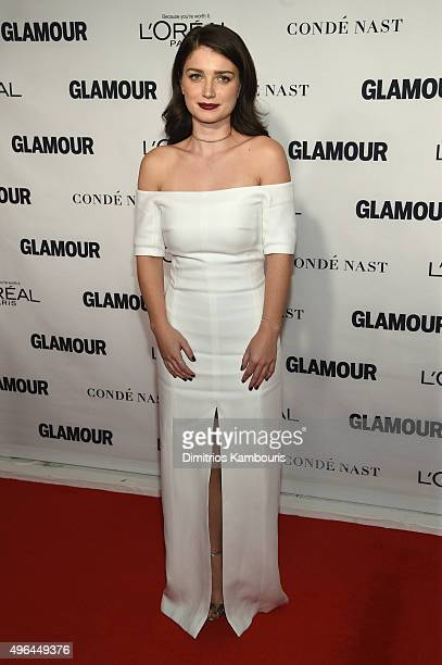 Actress Eve Hewson attends 2015 Glamour Women Of The Year Awards at Carnegie Hall on November 9 2015 in New York City