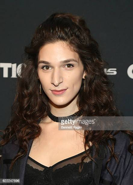 Actress Eve Lindley attends the 2016 OUT100 Gala at Metropolitan West on November 10 2016 in New York City