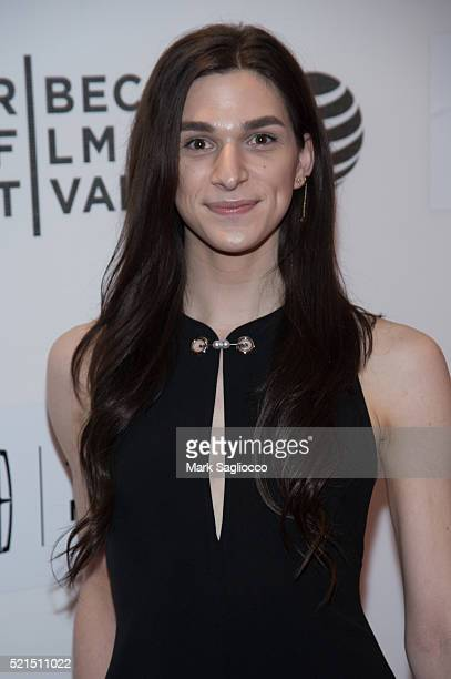 Actress Eve Lindley attends the All We Had World Premiere 2016 Tribeca Film Festival at the John Zuccotti Theater at BMCC Tribeca Performing Arts...