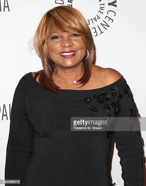 Actress Evelyn Braxton attends The Paley Center for Media's Annual Los Angeles Benefit at The Rooftop Of The Lot on October 22, 2012 in West...