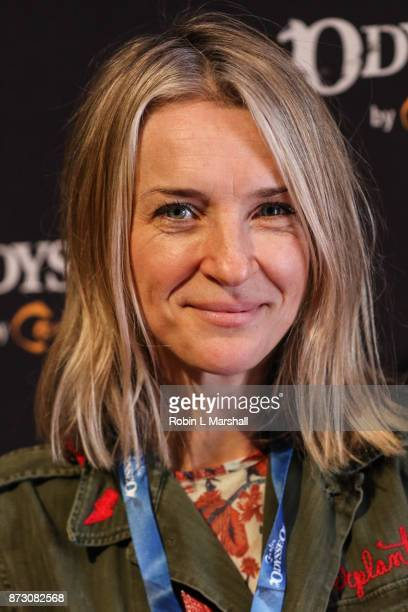 Actress Ever Carradine attends Cavalia Odysseo Celebrity Premiere on November 11 2017 in Camarillo California
