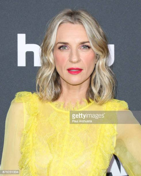 Actress Ever Carradine attends the premiere of Hulu's 'Marvel's Runaways' at The Regency Bruin Theatre on November 16 2017 in Los Angeles California