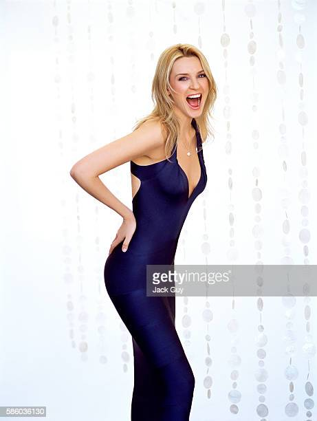 Actress Ever Carradine is photographed in 2006