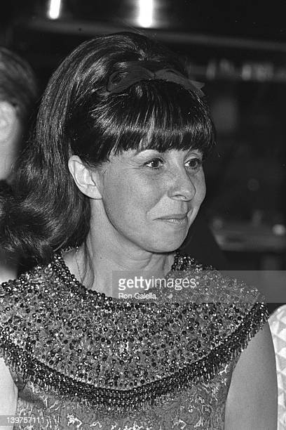 Actress Eydie Gorme attends Nineth Annual Grammy Awards on March 2 1967 at the New York Hilton Hotel in New York City
