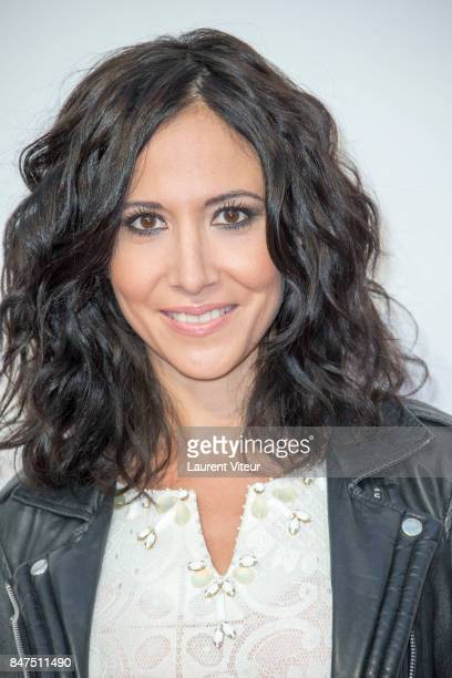 Actress Fabienne Carat attends Quadra Photocall during the 19th Festival of TV Fiction at La Rochelle on September 15 2017 in La Rochelle France
