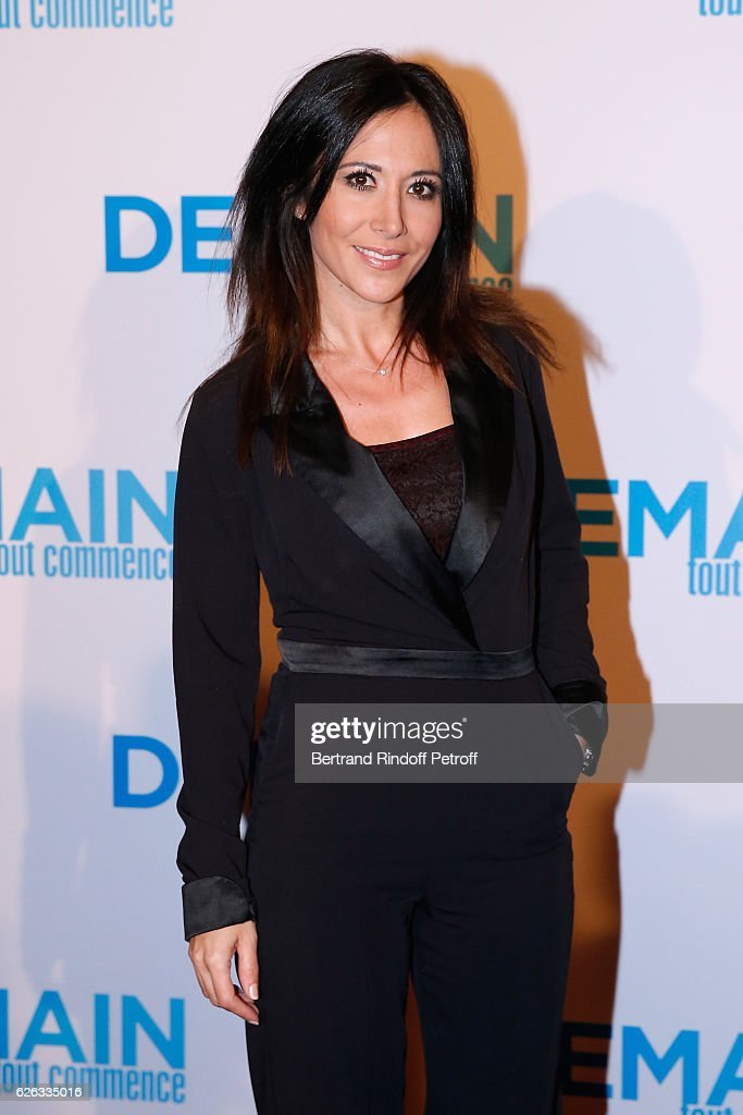 """Demain Tout Commence"" Paris Premiere at Le Grand Rex : News Photo"