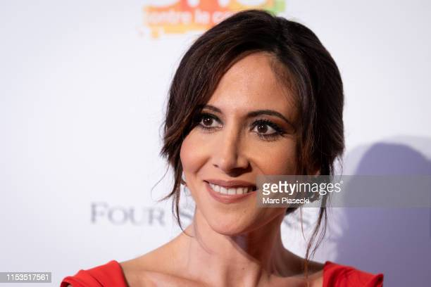 Actress Fabienne Carat attends the Global Gift Gala 2019 at Four Seasons Hotel George V on June 03 2019 in Paris France