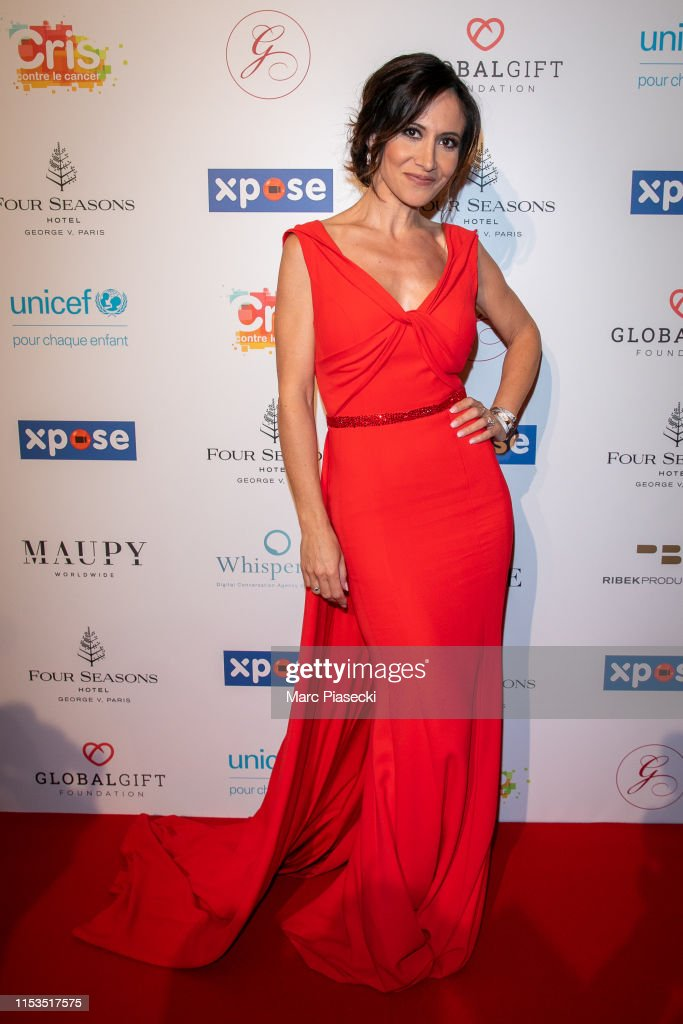 Global Gift Gala 2019 : Photocall At Hotel Georges V : News Photo