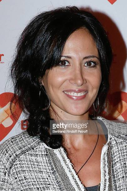 Actress Fabienne Carat attends the Samba Premiere to Benefit 'CekeDuBonheur' which celebrates its 10th anniversary Held at Cinema Gaumont Champs...
