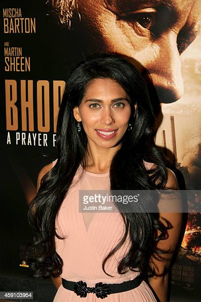 Actress Fagun Thakrar attends Revolver Entertainment Presents 'Bhopal A Prayer For Rain' Los Angeles opening weekend screening at Sundance Sunset...