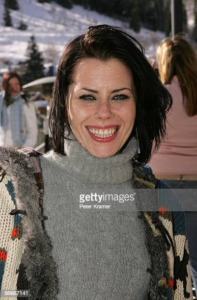 Actress Fairuza Balk attends the 'Don't Come Knocking' panel discussion at The Village at the Lift during the 2006 Sundance Film Festival January 25...
