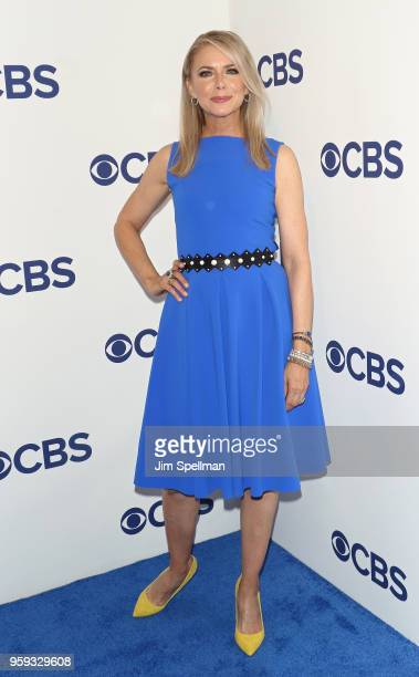 Actress Faith Ford attends the 2018 CBS Upfront at The Plaza Hotel on May 16 2018 in New York City