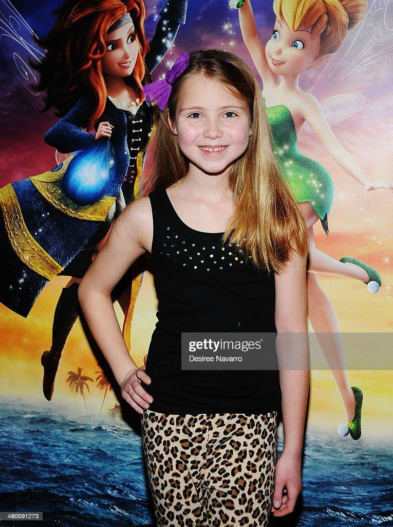 """""""The Pirate Fairy"""" New York Screening"""