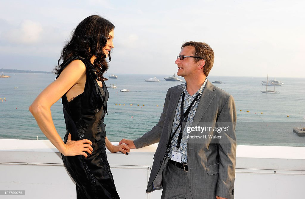 The 64th Annual Cannes Film Festival - 'Bringing Up Bobby' Party : ニュース写真