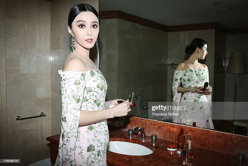 Fan Bing Bing, Self Assignment, May 2015