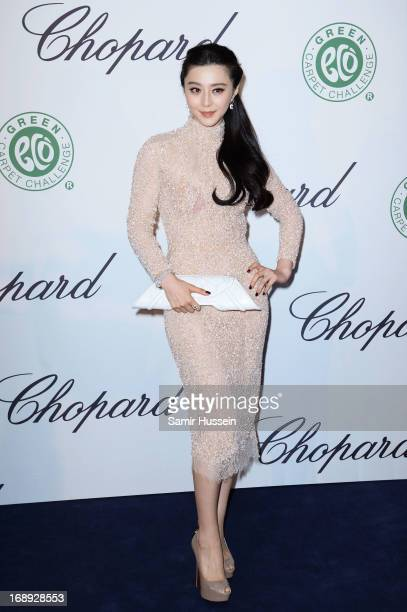Actress Fan Bingbing attends the Chopard Lunch during the 66th Annual Cannes Film Festival on May 17, 2013 in Cannes, France.
