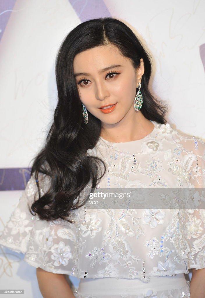 Zhang Shuai 2016 S/S Collection & Haute Couture In Beijing : News Photo