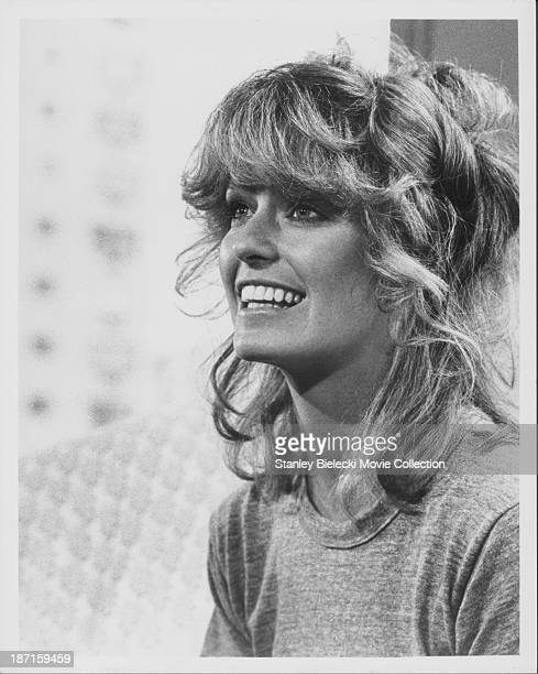 Actress Farrah Fawcett in a scene from the movie 'Somebody Killed Her Husband' 1978
