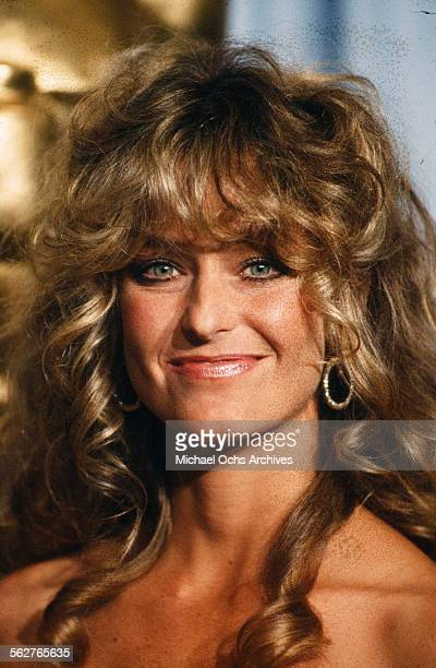 Farrah Fawcett Stock Photos And Pictures Getty Images