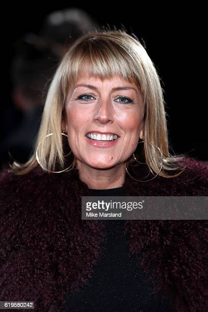 Actress Fay Ripley attends the Pride Of Britain Awards at The Grosvenor House Hotel on October 31 2016 in London England
