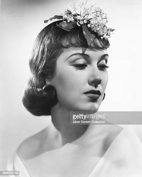 Actress Fay Wray circa 1935