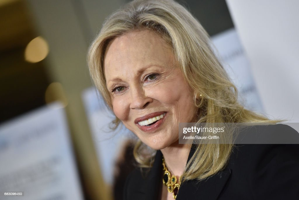 Actress Faye Dunaway arrives at the Los Angeles premiere of Sony Pictures Classics' 'Paris Can Wait' at Pacific Design Center on May 11, 2017 in West Hollywood, California.