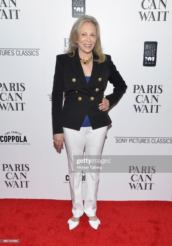 Actress Faye Dunaway attends the Los Angeles premiere of Sony Pictures Classics' 'Paris Can Wait' at Pacific Design Center on May 11, 2017 in West Hollywood, California.