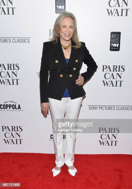Actress Faye Dunaway attends the Los Angeles premiere of Sony Pictures Classics' 'Paris Can Wait' at Pacific Design Center on May 11 2017 in West...