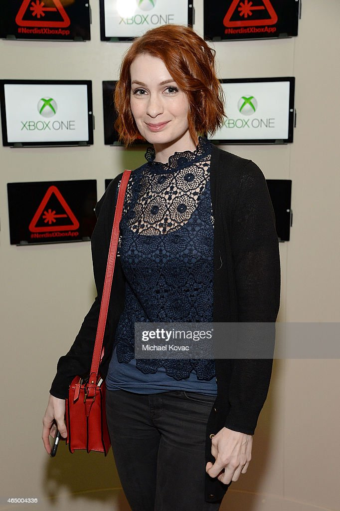 Nerdist + Xbox Live App Launch Party