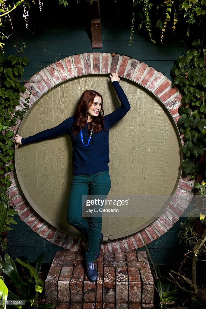 Felicia Day, Los Angles Times, September 25, 2011