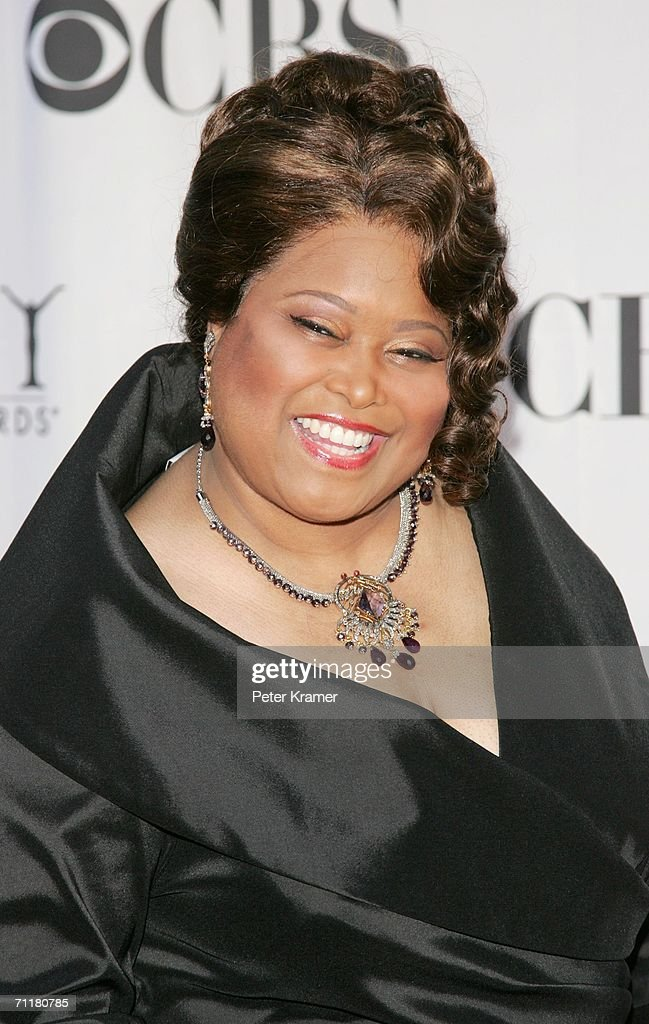 Actress Felicia P. Fields attends the 60th Annual Tony Awards at Radio City Music Hall June 11, 2006 in New York City.