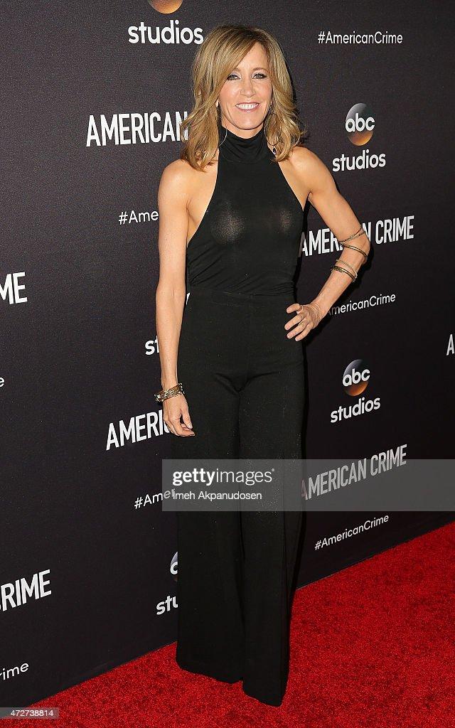 """American Crime"" ATAS Special Screening - Arrivals"