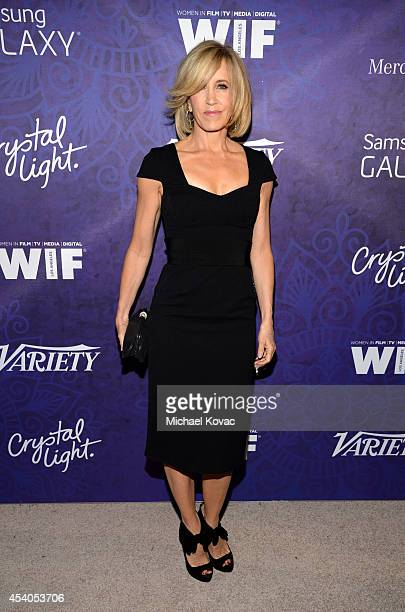 Actress Felicity Huffman attends Variety and Women in Film Emmy Nominee Celebration powered by Samsung Galaxy on August 23 2014 in West Hollywood...