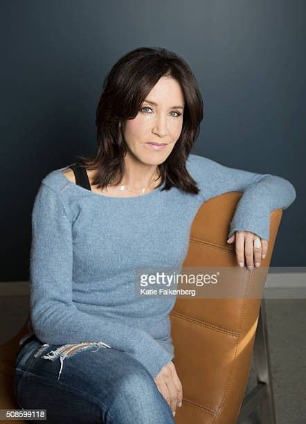 Actress Felicity Huffman is photographed for Los Angeles Times on January 11 2016 in Los Angeles California PUBLISHED IMAGE CREDIT MUST READ Katie...