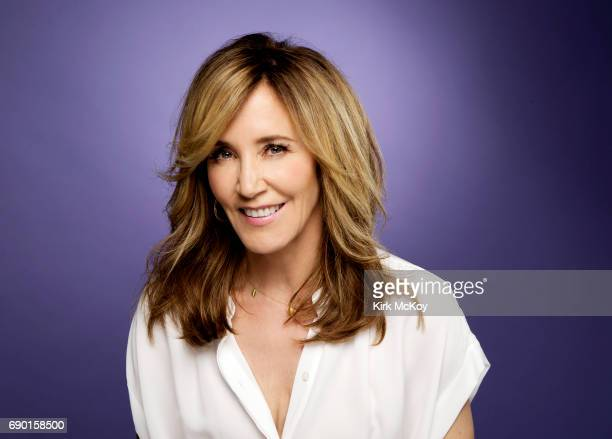 Actress Felicity Huffman is photographed for Los Angeles Times on May 18 2017 in Los Angeles California PUBLISHED IMAGE CREDIT MUST READ Kirk...